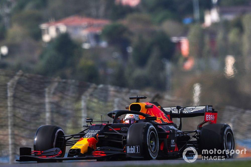 土耳其大奖赛FP1:维斯塔潘在低水平抓地力赛道上最快