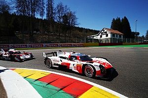 WEC Prologue: Toyota tops final session, but slower than LMP2 best