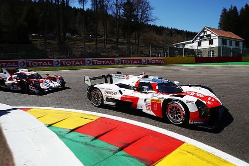 WEC Prologue: Buemi puts Toyota on top in final session