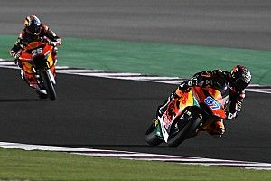 Gardner Belum Puas meski Raih Podium Moto2 Qatar