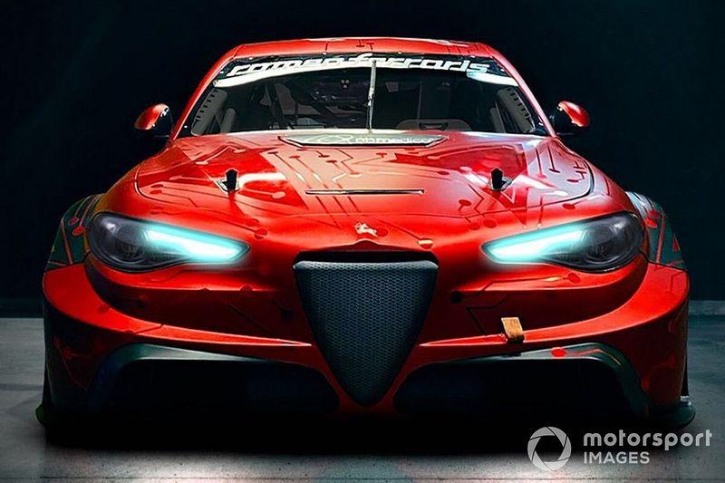 "Romeo Ferraris già in carica: ""L'Alfa Giulia ETCR può dir la sua"""