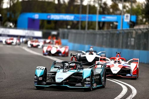 Update Klasemen Formula E: Duet Jaguar Meraja