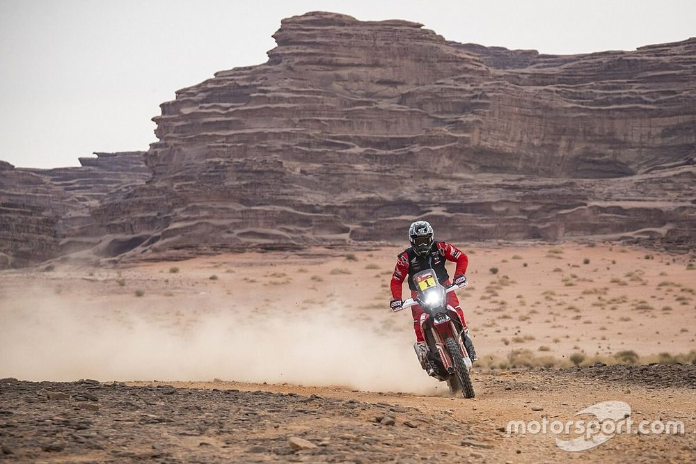 Dakar shortens penultimate stage due to bad weather