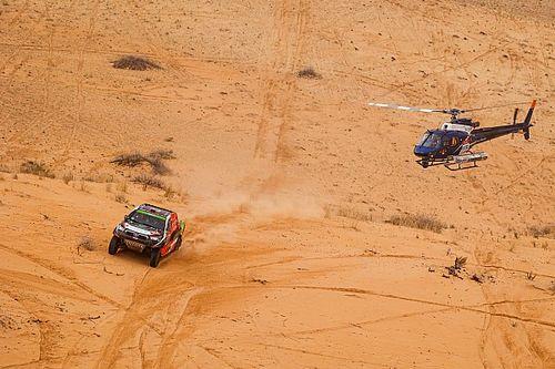 Kronika video z Rajdu Dakar - Etap 7