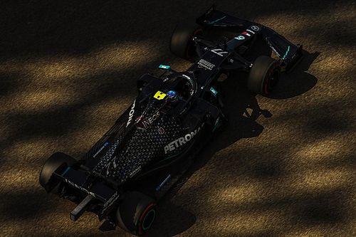 F1, Abu Dhabi, Libere 2: Bottas davanti a Hamilton