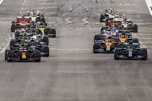 Formula 1 approves 23-race 2021 calendar