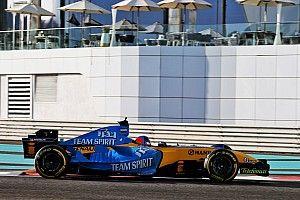 Alonso dio 'el último baile' con el Renault R25