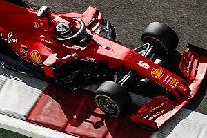 """Vettel: """"O kadar kötü bir sezon oluyor ki, nihayet biteceği için mutluyum"""""""
