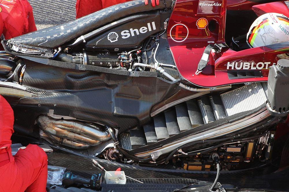 """Ferrari defiende sus """"pequeñas"""" e """"invisibles"""" mejoras en 2020"""