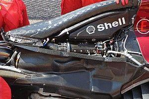 Las novedades que incorporará el Ferrari SF21 de Carlos Sainz