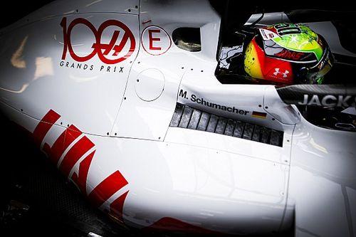 Las fotos y declaraciones del estreno de Mick Schumacher en F1
