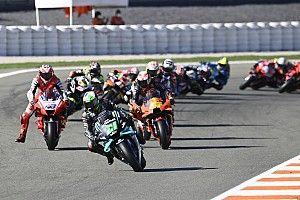 El vuelta a vuelta del Gran Premio de Valencia 2020 de MotoGP