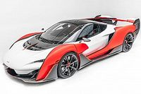 McLaren Sabre is more powerful than the Senna