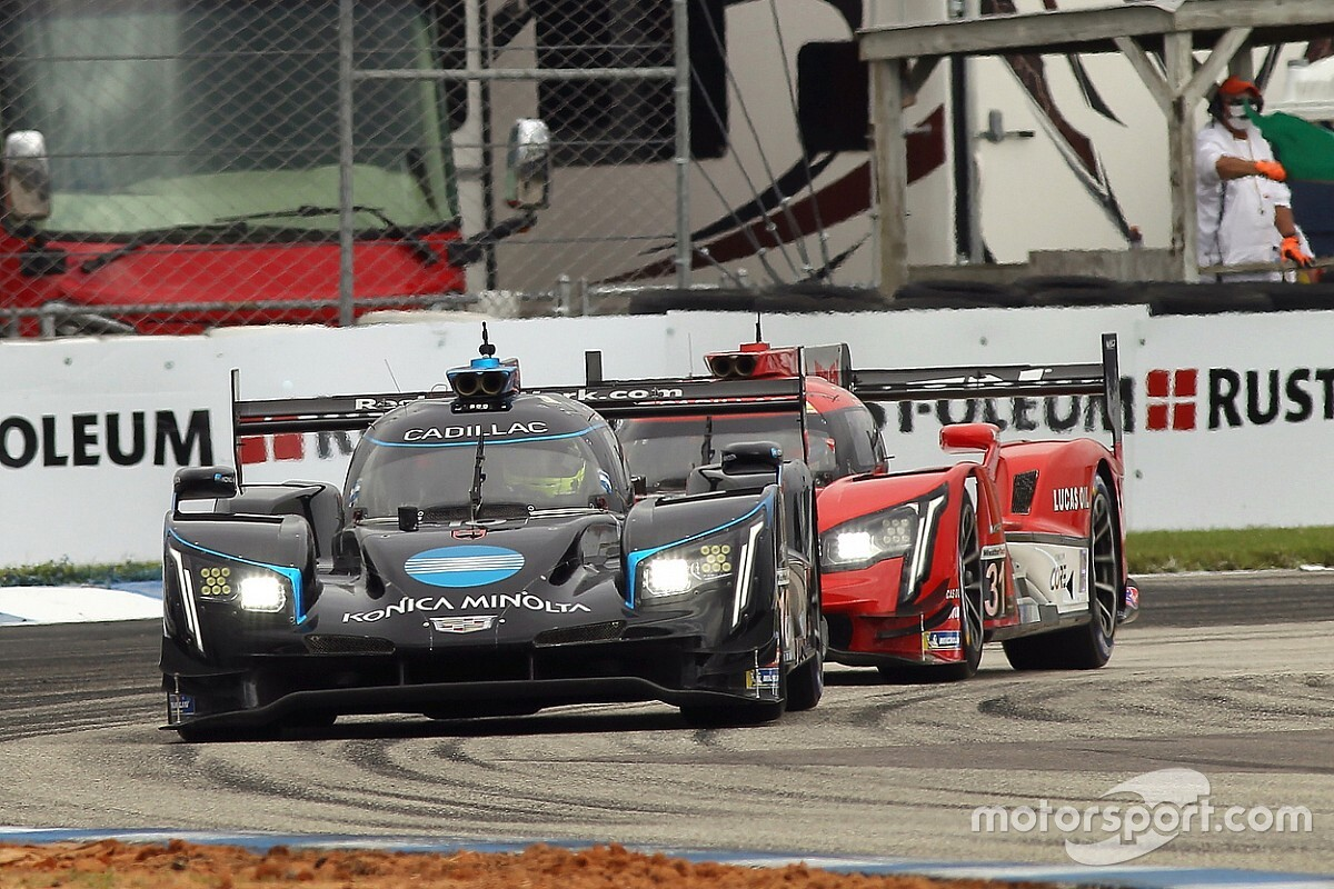 Sebring 12 Hours: Dramas for title contenders in opening quarter