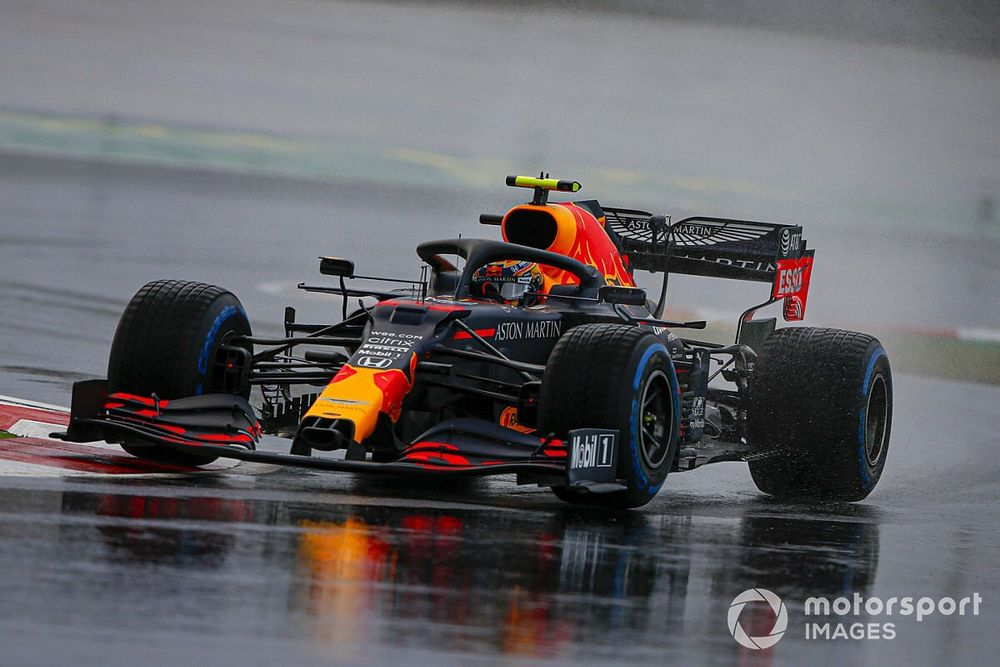 F1 lucky not to have big crash in Turkey qualifying - Albon