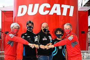Marini e Bastianini debutterano in MotoGP con una Ducati 2019