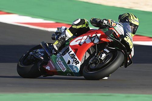 Crutchlow lidera en Portimao su último warm up en MotoGP
