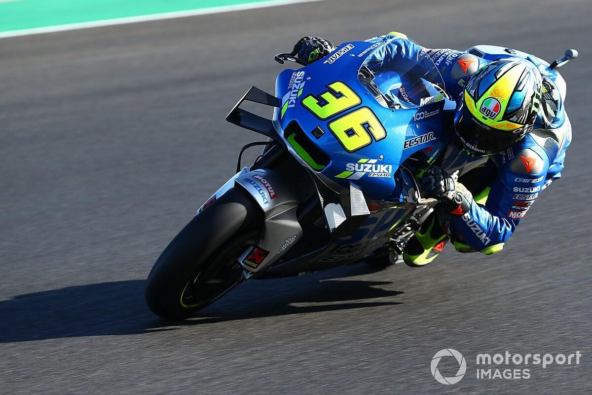 Joan Mir no llevará #1 durante la temporada 2021 de MotoGP