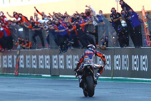 Hasil MotoGP Portugal: Oliveira Dominan, Morbidelli Runner-Up