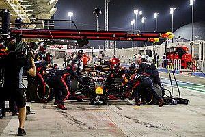 Bahreyn'de en hızlı pit stopu Red Bull ve Williams yaptı