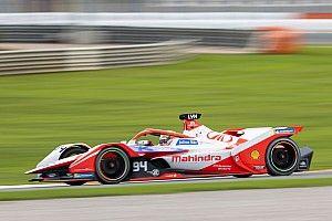 Lynn puts Mahindra on top on Day 2 of Formula E testing