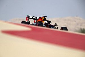 Verstappen completes F1 practice clean sweep at Bahrain GP
