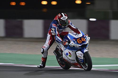 Bendsneyder derde in kwalificatie Grand Prix van Qatar