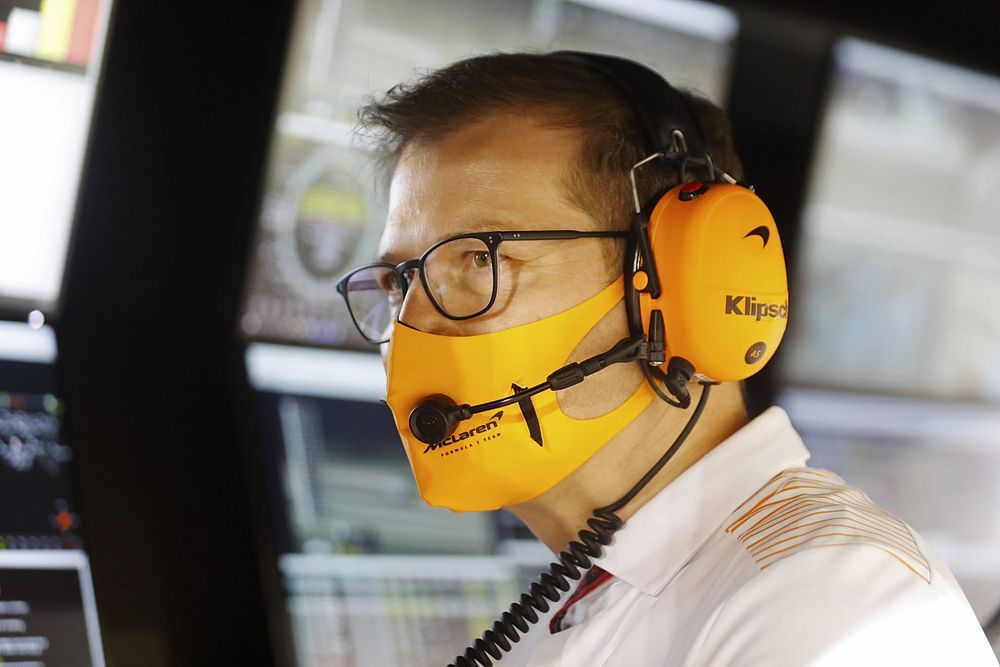 Tak Setuju Penundaan Tes Sayap F1, McLaren Lobi FIA