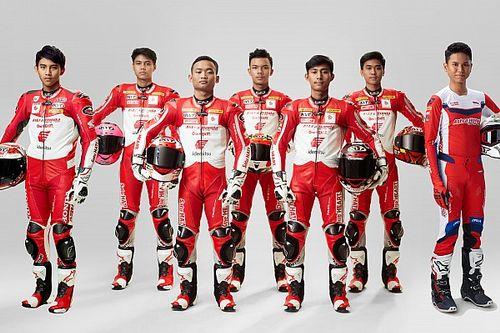 AHM Komitmen Membina Pembalap Indonesia sejak 2010