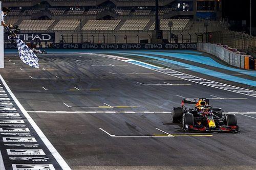 Abu Dhabi GP: Verstappen kazandı, McLaren şampiyonada 3. oldu!