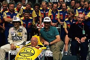 Race of my Life: Murray Walker on the 1986 Spanish F1 GP