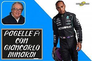 """Minardi: """"Hamilton deve lavorare per mettersi in forma"""""""