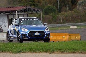 ACI Rally Italia Talent 2021 fa tappa in Campania
