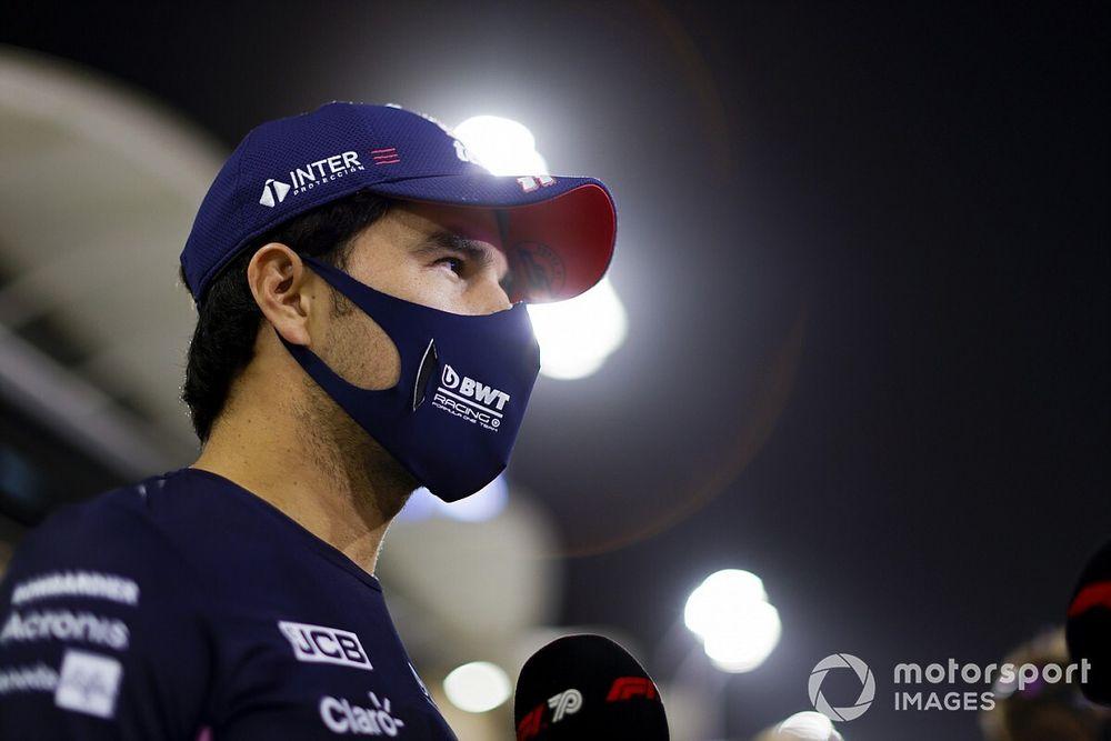 Pérez: Mi destino muestra que la F1 no tiene a los mejores pilotos