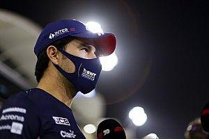 Sergio Perez w składzie Red Bull Racing