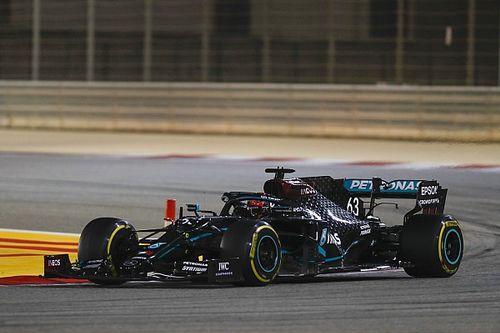 Mercedes recebe apenas multa por confusão na parada e Russell mantém primeiros pontos na F1