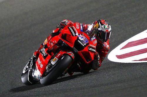 Test MotoGP Qatar 2, Giorno 1: Ducati e Miller ok alle 19