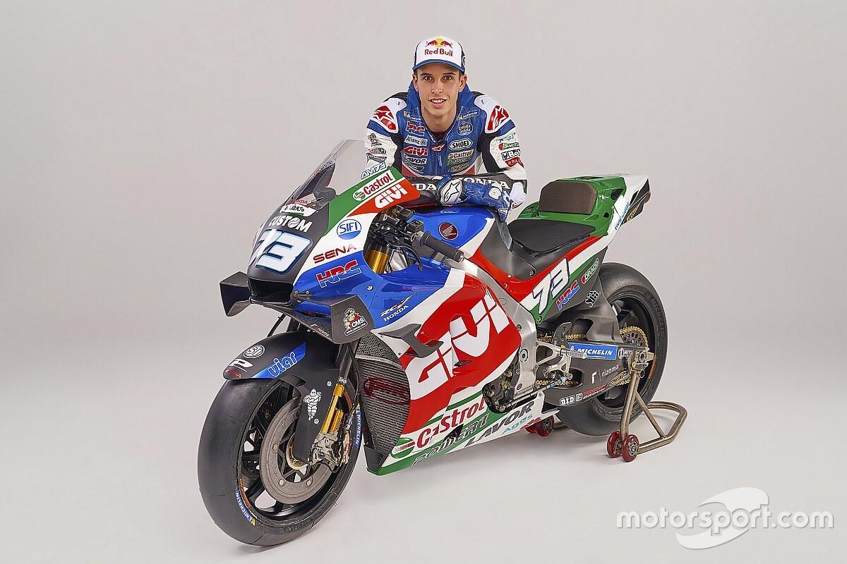 Ekipa LCR pokazała motocykl Marqueza