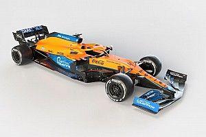 McLaren toont nieuwe auto voor Formule 1-seizoen 2021