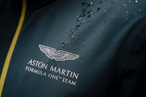 EN VIVO: la presentación del Aston Martin para la F1 2021