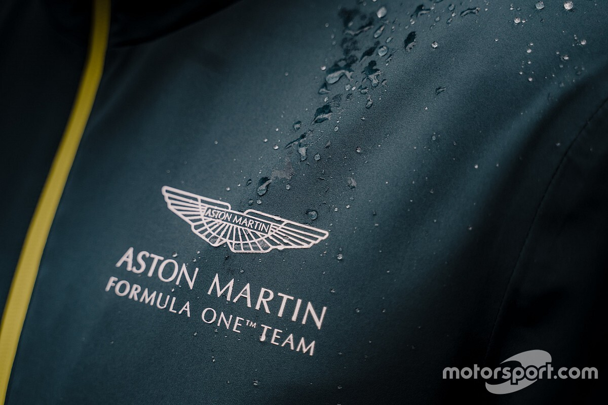Wirtualna prezentacja Astona Martina