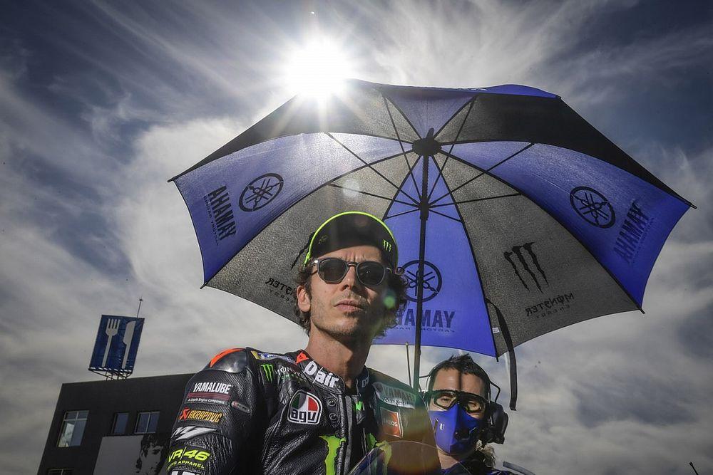 "Yamaha rend hommage à Rossi, artisan de sa ""renaissance"""