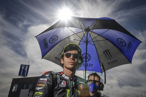 """La pandemia provocó una """"excepción"""" de Petronas con Rossi"""