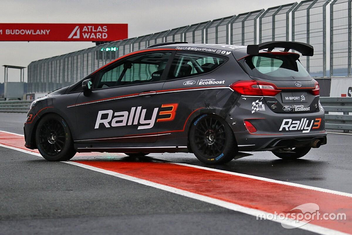 Fiesta Rally3 w mistrzostwach Finlandii