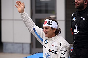 Zanardi used Fuji outing for Paralympics preparation