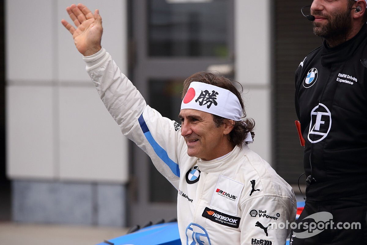Zanardi transferred to rehabilitation facility