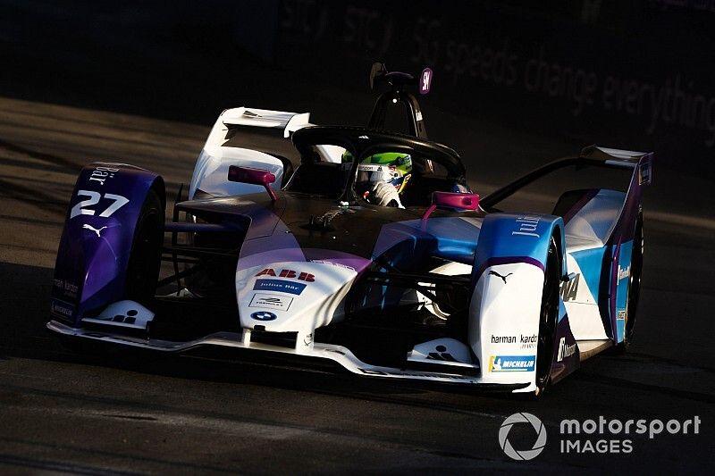 Diriyah E-Prix: Sims regala alla BMW la prima pole stagionale