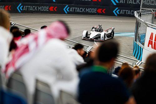 Fotogallery: Diriyah apre la stagione della Formula E