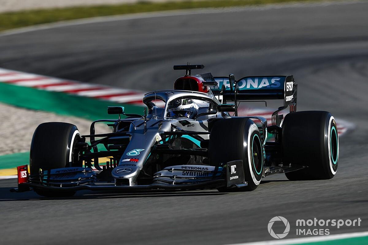 Mercedes sorunlara rağmen iyimser