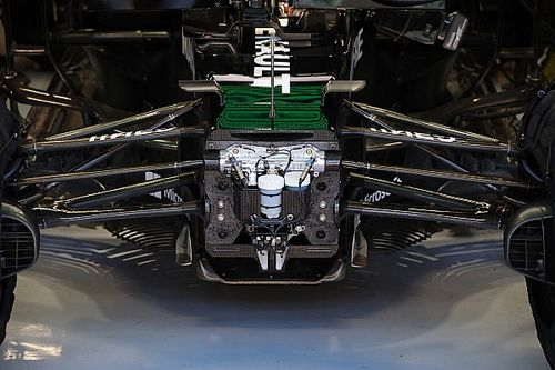 Test 2, Day 1: F1 2020 testing tech updates from the track